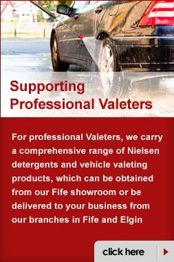 Supporting Professional Valeters