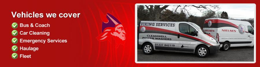 Vehicles We Cover | Viking Services